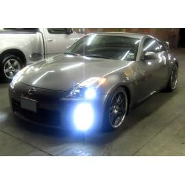LED Tagfahrlichter smoke Nissan 350Z 2006-2009