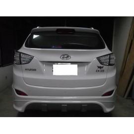 Heckansatz für 10- Hyundai IX35