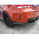 Carbon Heckstangen Diffusor BMW E82 1M