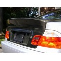 Carbon Heckdeckel CSL Style BMW E46 3er Series