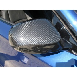 Carbon Spiegel Cover BMW 1er Series