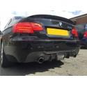 Carbon Heckdiffusor VORSTEINER BMW E92 335i (M-Paket)