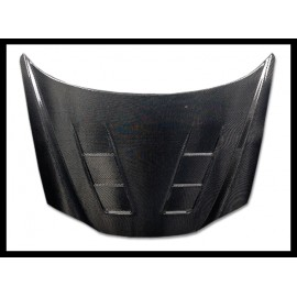 Carbon Motorhaube Ripp Style Hyundai Coupe 02-