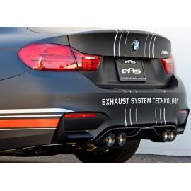 Carbon Heckdiffusor Akrapovic BMW F82 M4