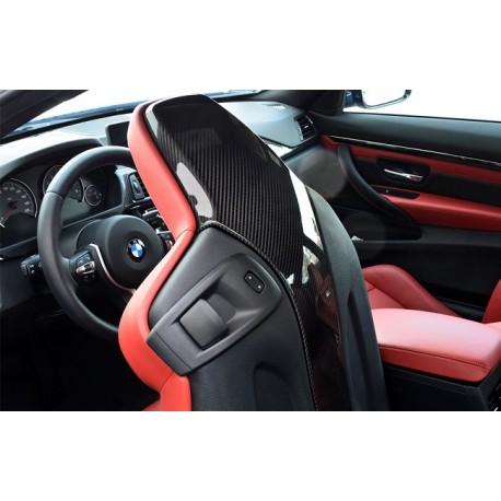 Sitzabdeckung Carbon Bmw F82 M4 Interior Blenden Sportsitze Tuning