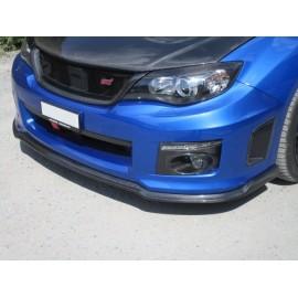 Carbon Frontlippe CS Style Subaru Impreza WRX STI Limo ab 2011-