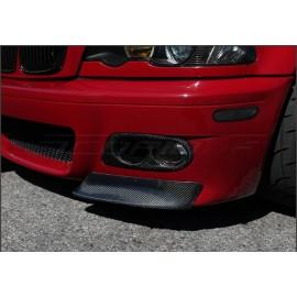 Carbon Nebellampen Abdeckung BMW E46 M3