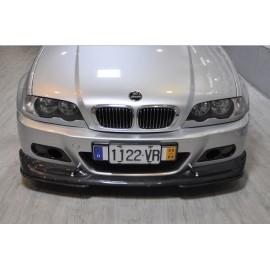 Frontspoilerlippe Carbon 3-Teilig AC Schnitzer Style BMW E46 M3