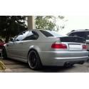 Heckspoiler Ansatz Carbon CSL Style BMW E46 3er Series