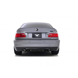 Carbon Heckdiffusor Vorsteiner BMW E46 M3