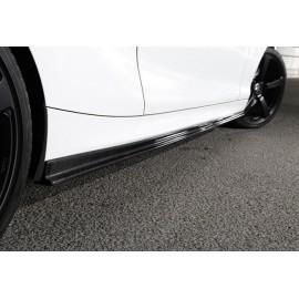 Carbon Seitenschweller 3D Style BMW F22 M235i