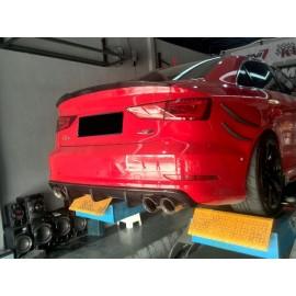 Carbon Heckdiffusor Audi A3/S3 ab 2014