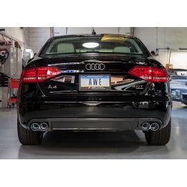 Carbon Heckdiffusor S4 Look Audi A4 07-11