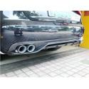 ABT Heckdiffusor Carbon Audi A4 B8
