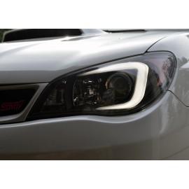 Scheinwerfer STI 2015er look Subaru Impreza 2005-2007