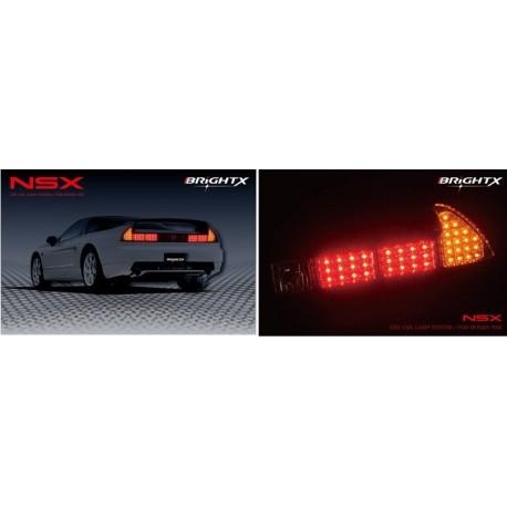 LED Heckleuchten rot Honda Acura NSX
