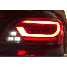 LED Heckleuchten Black Honda S2000