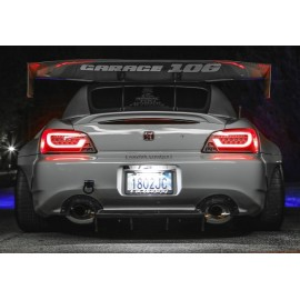 LED Heckleuchten Black Honda S2000