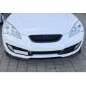 Frontlippe PU Hyundai Genesis Coupe ab 2009-