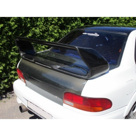 Chargespeed Carbon Heckdeckel Subaru Impreza