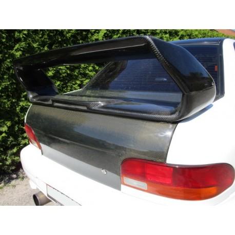 Carbon Heckdeckel Subaru Impreza GT