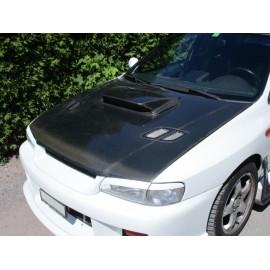 Carbon Motorhaube OEM Subaru Impreza GT 1997-2000