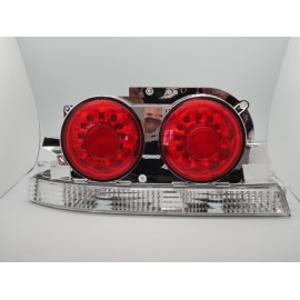LED Heckleuchten rot Skyline R33