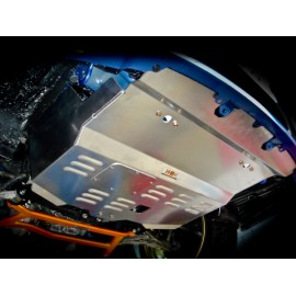 Alu Motorschutzsystem Subaru Impreza STI WRX 2007-