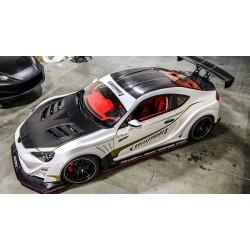 Varis Wide Body Kit Carbon Toyota GT86