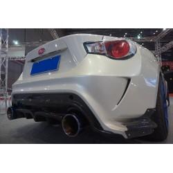 Varis ARISING-ll Heckstossstange mit Diffusor GFK Toyota GT86