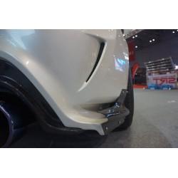 Varis ARISING-ll Heckstangen Ansätze Carbon Toyota GT86