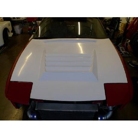 Motorhaube DMAX Style GFK Nissan 200 SX S13