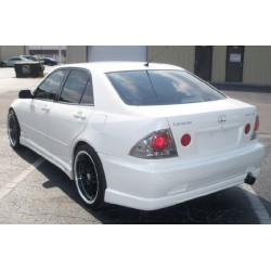 C-WEST Heckstossstange GFK Lexus IS 200 / IS 300