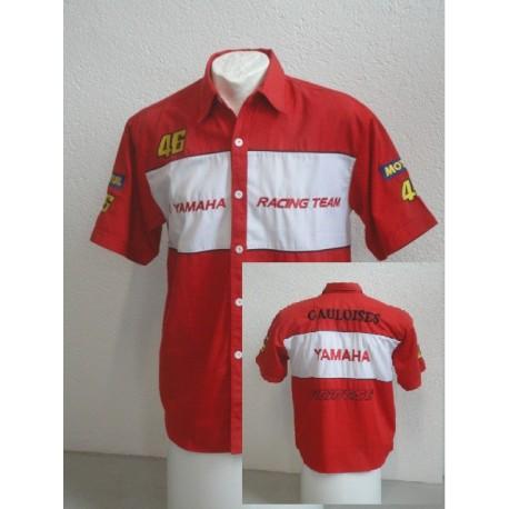 Valentino ROSSI - VALE46 Yamaha Racing Shirts