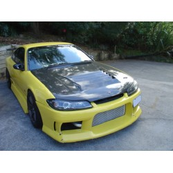 Carbon Motorhaube DMAX Style Nissan Silvia S15