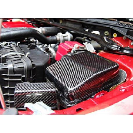 Carbon Abdeckung Sicherungskasten Mitsubishi EVO 10