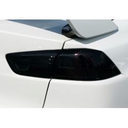 LED Rückleuchten Schwarz Mitsubishi Lancer EVO 10