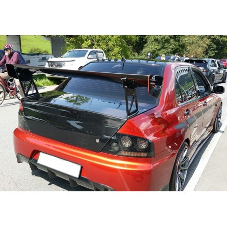 Carbon Heckdeckel Mitsubishi EVO 7-9