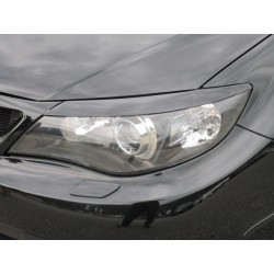 Scheinwerferblenden ABS Subaru Impreza 2007-