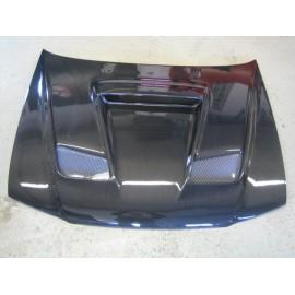 Carbon Motorhaube Varis Subaru Impreza 1997-2000
