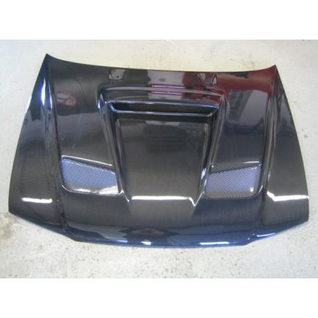 Carbon Motorhaube Varis Impreza 97-00