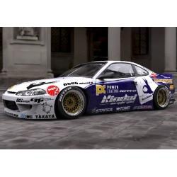 Rocket Bunny Bodykit GFK Nissan Silvia S15