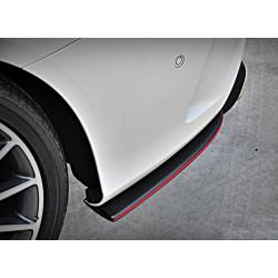 Heckdiffusor Ansätze Future Designe Carbon Mercedes Benz W117 CLA