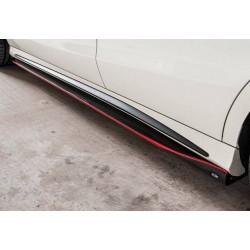 Seitenschweller REVOZPORT Carbon Mercedes Benz W117 CLA