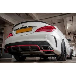 Heckdiffusor REVOZPORT Carbon Mercedes Benz W117 CLA