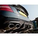 REVOZPORT Heckdiffusor Carbon Mercedes Benz W204 C63 AMG