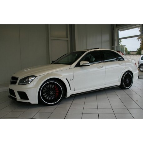black series seitenschweller mercedes benz w204 c63 amg. Black Bedroom Furniture Sets. Home Design Ideas