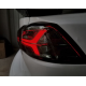 LED Heckleuchten NEW Audi Style chrom smoke Mitsubishi Lancer EVO 10