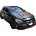 Boca Carbon Motorhaube Mercedes Benz A-Klasse (W176)