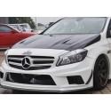 GT Style Carbon Motorhaube Mercedes Benz A-Klasse (W176)